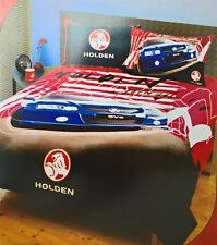 ~ Holden - COMMODORE SV6 QUEEN BED DOONA DUVET QUILT COVER SET Holden no more