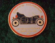 GRILLE / CAR BADGE - COFFS HARBOUR VETERAN - VINTAGE CAR CLUB INC.