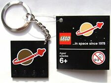LEGO Classic Space Logo Tile KeyChain 4645246