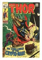 THE MIGHTY THOR 174 (NM-) CRYPTO-MAN, MOVIE 2017 (SHIPS FREE ) *