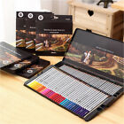 72 Colors Wooden Pencils Kit Professional Artist Drawing Sketching Writing Set