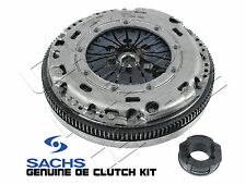 FOR VW GOLF MK5 PLUS 1.9TDI 105BHP 03- DUAL MASS FLYWHEEL CLUTCH KIT BKC BLS BJB