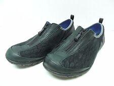 Merrell Enlighten Glitz Breeze Women's Black Zipper Slip-On Shoe US 7