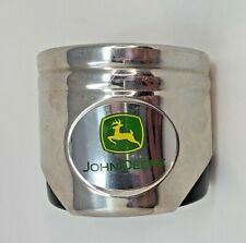 John Deere Motorhead Piston Koozie Drink Holder Farming Ag Beer Can Coozie JD