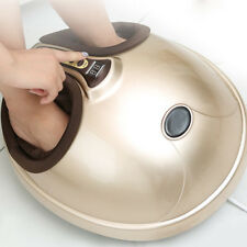 HOT Vibrating Roller Foot Massager Infrared Heating Electric Automatic