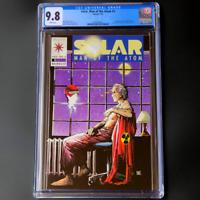 SOLAR MAN OF THE ATOM #5 🔥 CGC 9.8 WP 🔥 Valiant Comics : 1st ORB Industries!!
