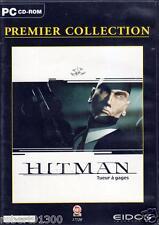 JEU PC CD ROM../....HITMAN......TUEUR A GAGES...../.......