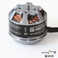 T-moteur mn1806 1400kv Brushless tiger moteur 2s-3s Multicopter quadro octobre hexa