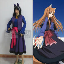 Holo Cosplay (2nd) From Spice And Wolf As Halloween Cosplay Costume