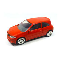 Norev 319001 Renault Megane Sport 2004 rot - Showroom Maßstab 1:64 NEU!°