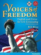 Voices of Freedom: English and Civics for U.S. Citizenship (with Audio CDs) (4th