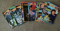 Doctor Who Magazine Bundle Various Magazines