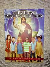 """The GIFT of RECONCILIATION"" Book 32 Pgs, by AQUINAS Kids NEW"