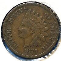 1879 1C Indian Cent (60744)