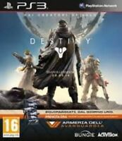 Destiny Vanguard Edition PS3 Pol Pack Brand New 1st Class Delivery
