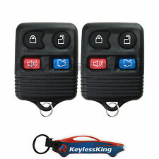 Replacement for Ford Excursion - 2000 2001 2002 2003 2004 2005 4b Keyless Remote