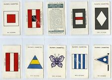 Full Set, Players, Army Corps & Divisional Signs 2 (51-150) 1925 VG (Gb1840-444)