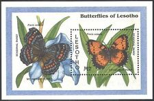 Lesotho Insect & Butterfly Postal Stamps