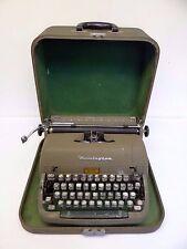 Vintage Used Remington Miracle Tab Office-Riter Typewriter Office Desk Old