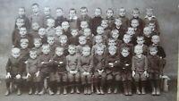 Großes CAB Foto Schönes Klassenfoto / Knabenklasse - Fürth 1900er