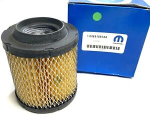 New OEM Mopar Dodge Neon Air Filter 2000-05 04891097AA