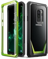 Poetic Guardian 360° Protection Hybrid Bumper Case for Samsung Galaxy S9 Plus GN
