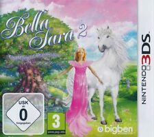 Bella Sara 2                  Nintendo 3DS               !!!!! NEU&OVP !!!!!