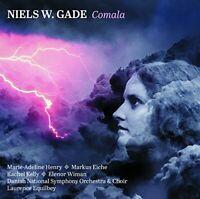 Marie-Adeline Henry;Markus Eiche;Rachel Kelly;Elenor Wiman;Danish [CD]