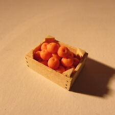 Artisan made doll house food ~ oranges ~ 1/24 scale