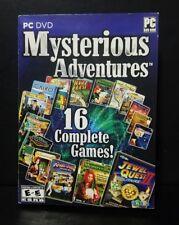 Mysterious Adventures 16 PACK (Microsoft Windows, 2011)