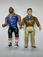 Mr. T And Murdock A-Team Action Figures