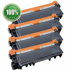 4pk TN660 TN630 HY Toner Cartridge For Brother HL-L2380DW MFC-L2720DW MFC-L2740D