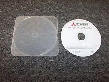 2006 Mitsubishi Endeavor SUV Shop Service Repair Manual DVD LS Limited 3.8L V6