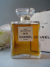 Chanel No5 EDP 50ml Vintage Mid 1990s Splash Superior NEU NEAR MINT SEALED BOX
