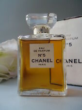 CHANEL No5 EDP 50ml VINTAGE MID 1990s Splash SUPERIORE NUOVO Quasi Nuovo Scatola Sigillata