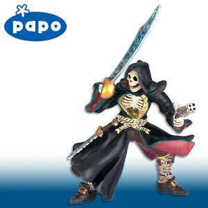 Papo Totenkopfpirat (38919) Spielfigur Sammelfigur Piratenfigur Pirat