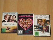 3xDVD The Stone Angel / Valentinstag / Begnadete Hände