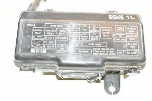 99 00 01 02 03 Acura TL Engine Fuse Box Relay Module Unit
