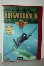 AIR WARRIOR III GIOCO USATO OTTIMO STATO PC CD ROM VERSIONE SPAGNOLA GD1 49141