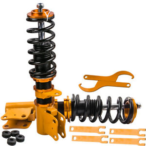 2x Front Coilover for Holden Commodore VT, VX, VY, VZ, WH 97-12 Shock Absorber