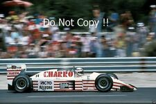 Pascal Fabre AGS JH22 French Grand Prix 1987 PHOTO