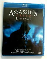 Assassin's Creed: Lineage [Blu-ray] (over 90 min. bonus material) FREE shipping
