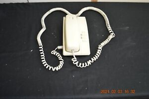 Two Line Corded Telephone Wall or Desk by Radio Shack, Model ET-293