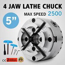 Mandrin 4 Mors Diamètre 125 mm Pour Mini Tour à Bois 4 KG Simple Lathe Chuck