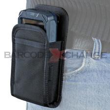 New Intermec Honeywell CN50 CN51 Barcode Scanner PDA Case Holster Black Canvas