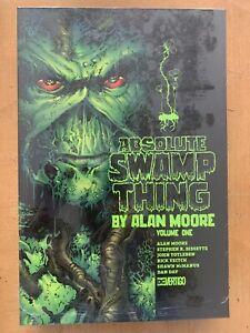 Absolute Swamp thing Volume 1 Alan Moore