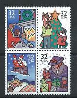 États-Unis N°2570/73** (MNH) 1996 - saison des vœux