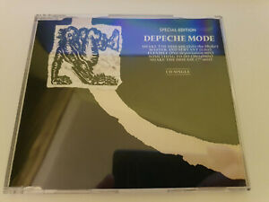 Depeche Mode Rare Shake the disease Special Edition France 1988 not reissued