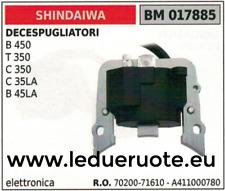 7020071610 BOBINA ELETTRONICA centralina DECESPUGLIATORE SHINDAIWA B450 T350