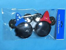Tokyo Disney Resort Mickey sorcerer Fantasia Minnie Unisex Fashion Sunglasses